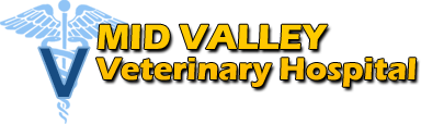 Mid Valley Veterinary Hospital Logo